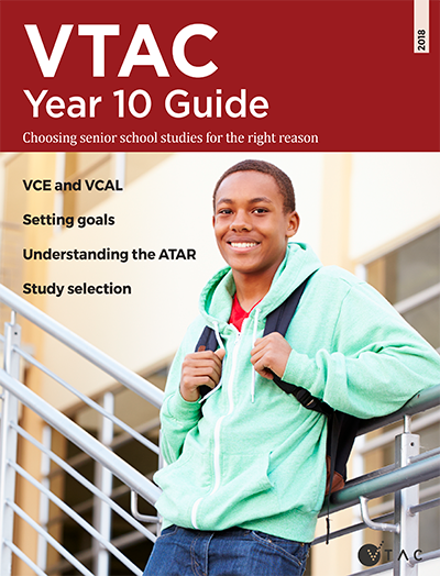 year 10 guide cover